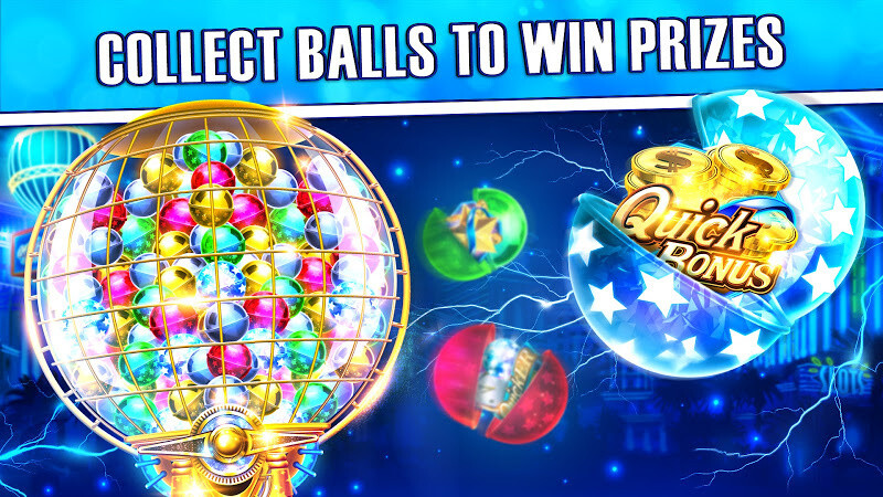 Quick hit slot machine for android