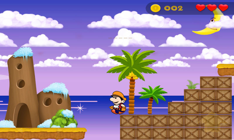 mario run and jump games