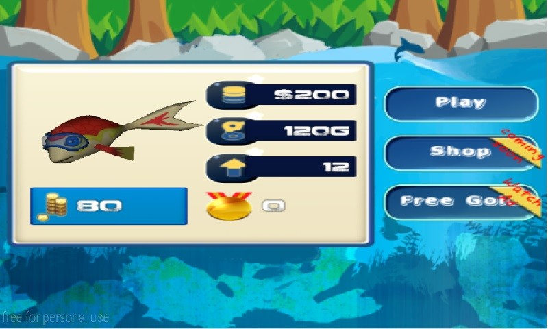 Fish do live free android game download download the for Fish live game