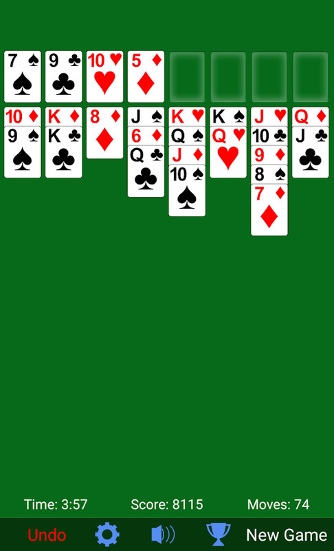 Download the game for free now and enjoy the best freecell solitaire