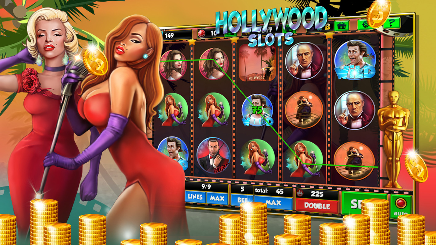 Hollywood Stars Slot Machine - Try this Free Demo Version