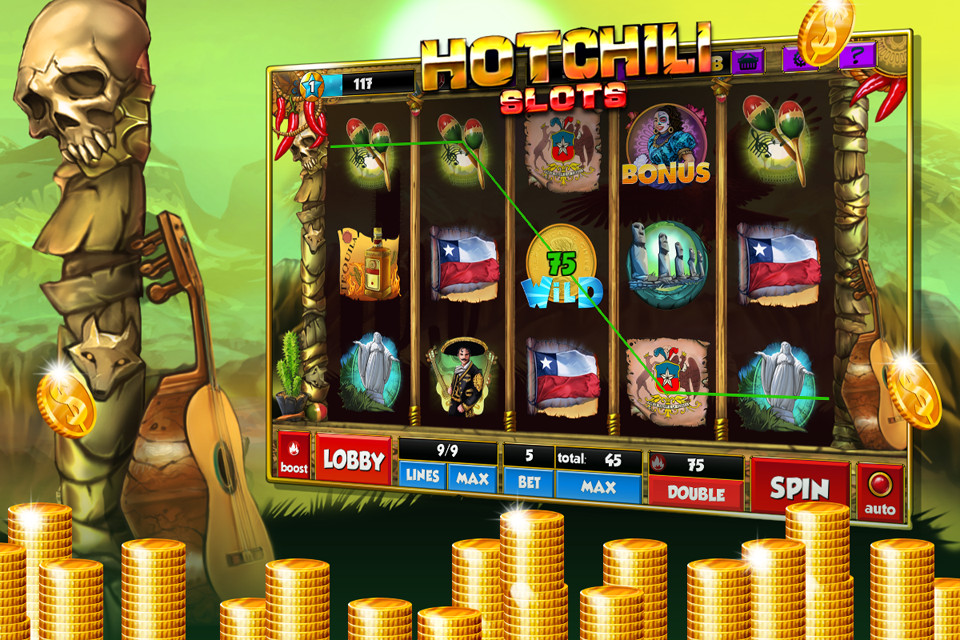 hot chili casino