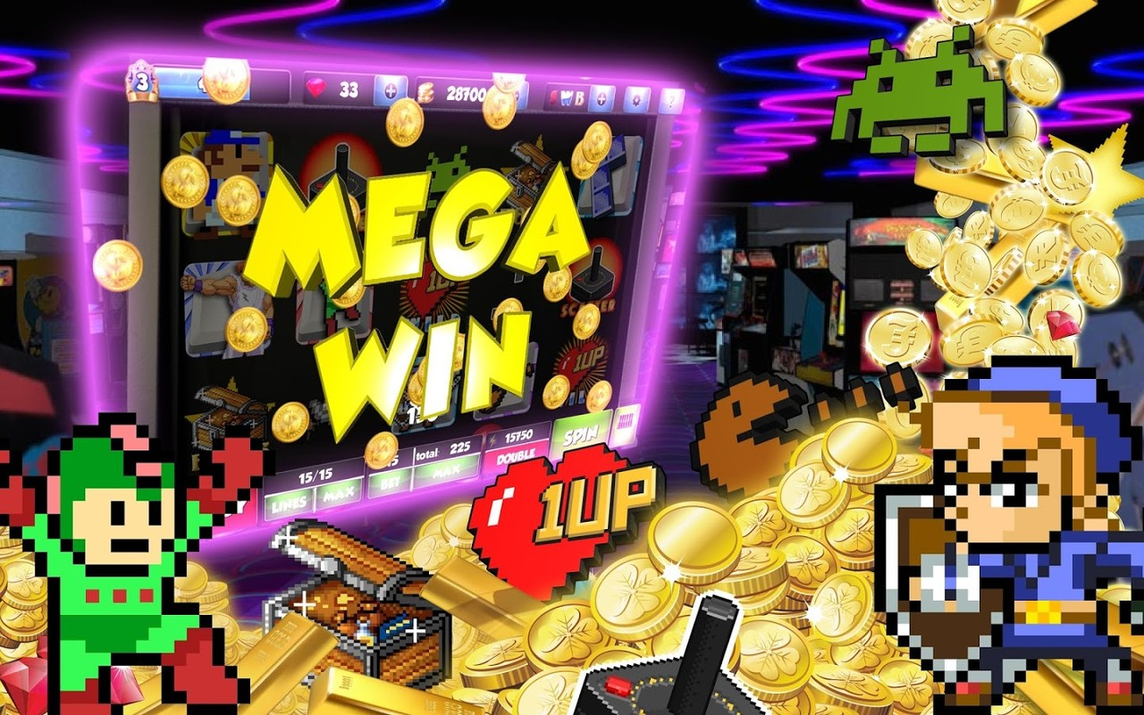 Retro Games - Slot Machine Free Samsung Galaxy Y Pro Duos