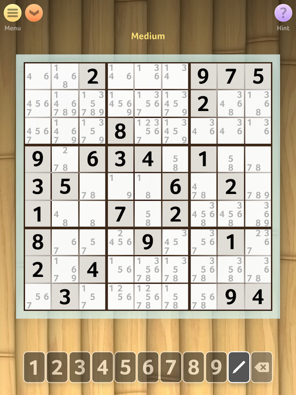Sudoku Free Samsung Galaxy Tab Game download - Download the