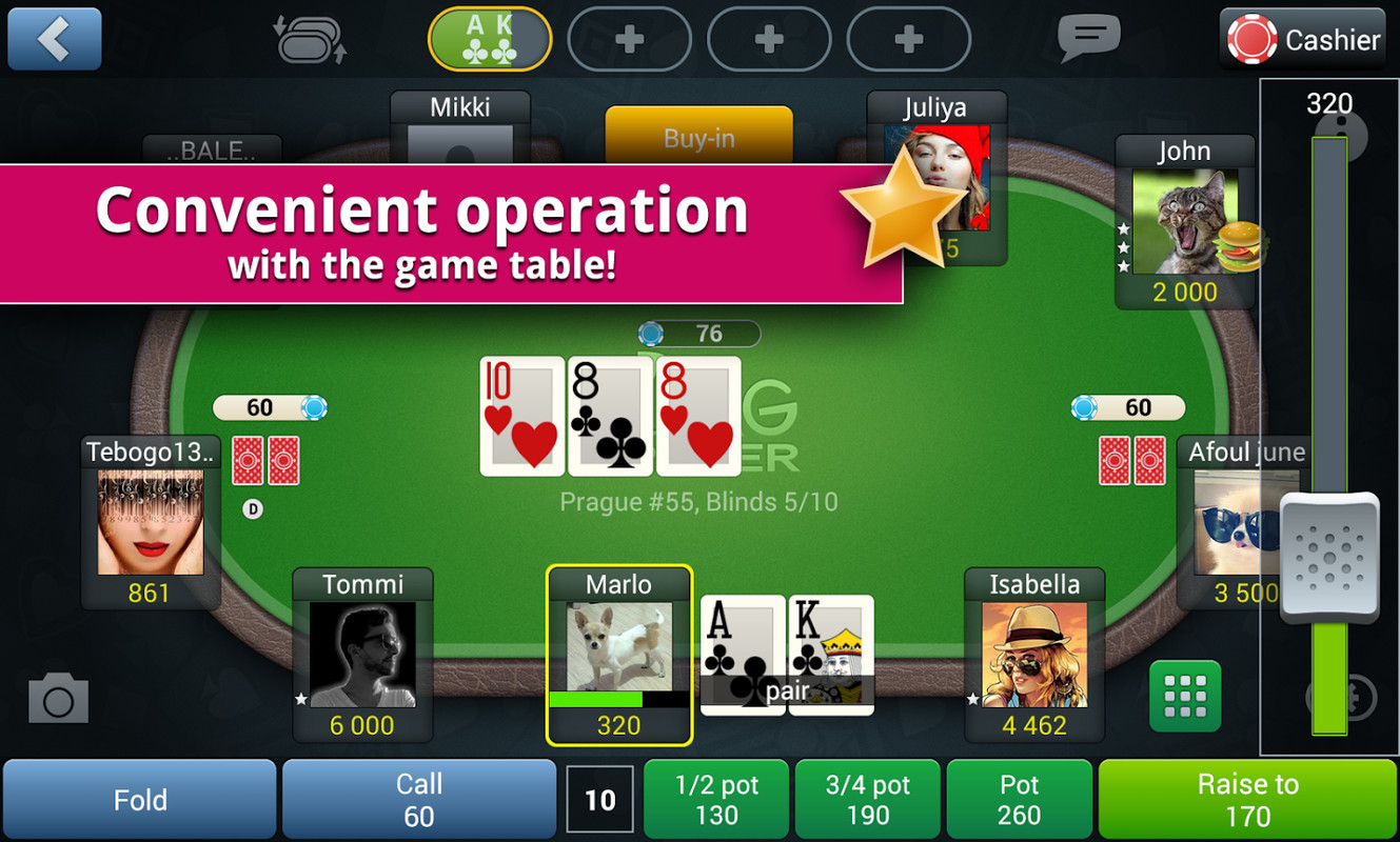 JM Poker Free Samsung Galaxy S (I9000) Game download ...