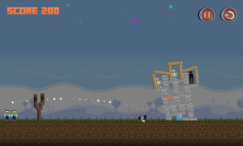 Angry Herobrine MiniCraft FREE Free Android Game download