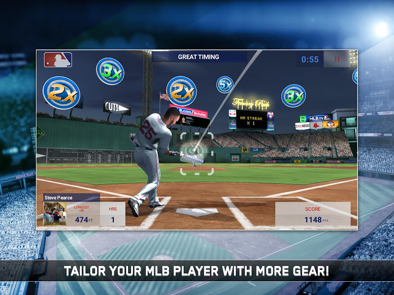 home run derby android app