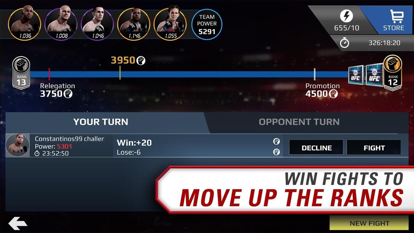 EA SPORTS UFC  Free Samsung Galaxy Tab 2 10 1 Game download