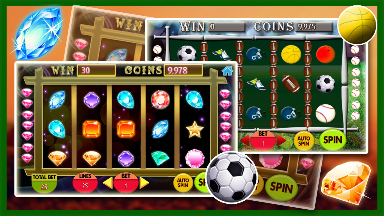 Free Slot Machine Java