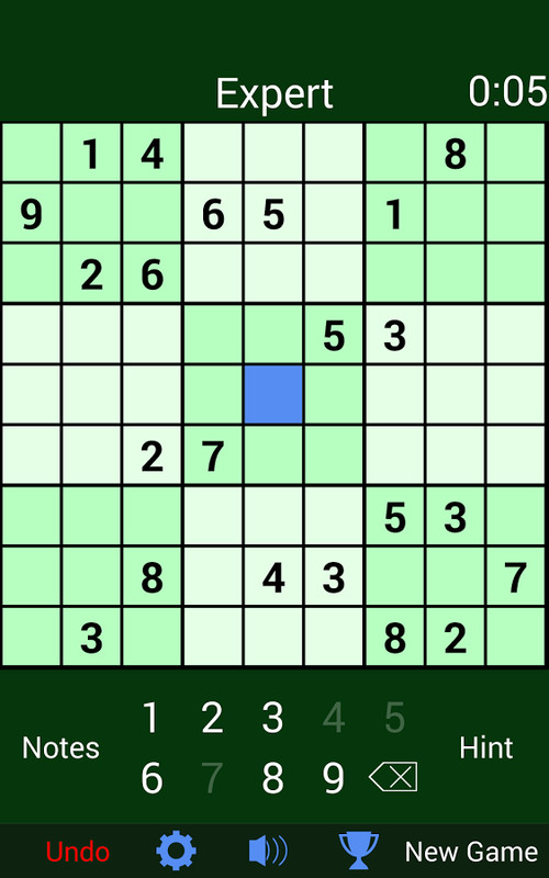 Sudoku Free Samsung Galaxy Ace Game download - Download the