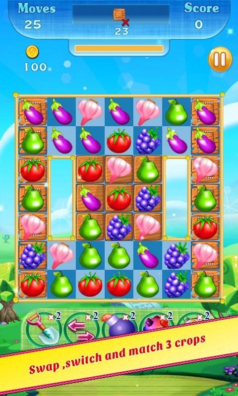 Farm Splash : Harvest Paradise Free Android Game download