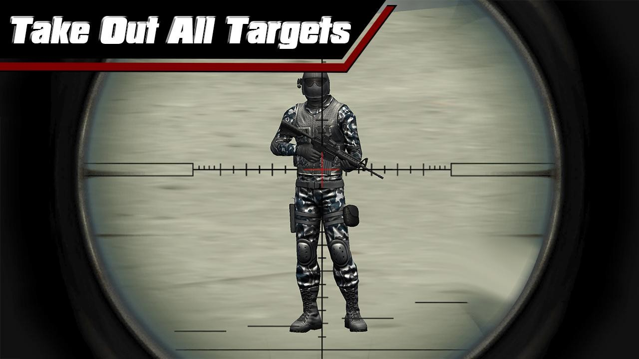 Swat Sniper Assassin 3D Free Samsung Galaxy S3 Game download