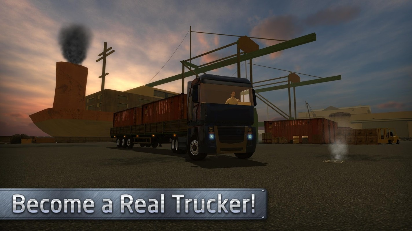 euro truck simulator game download for android mobile