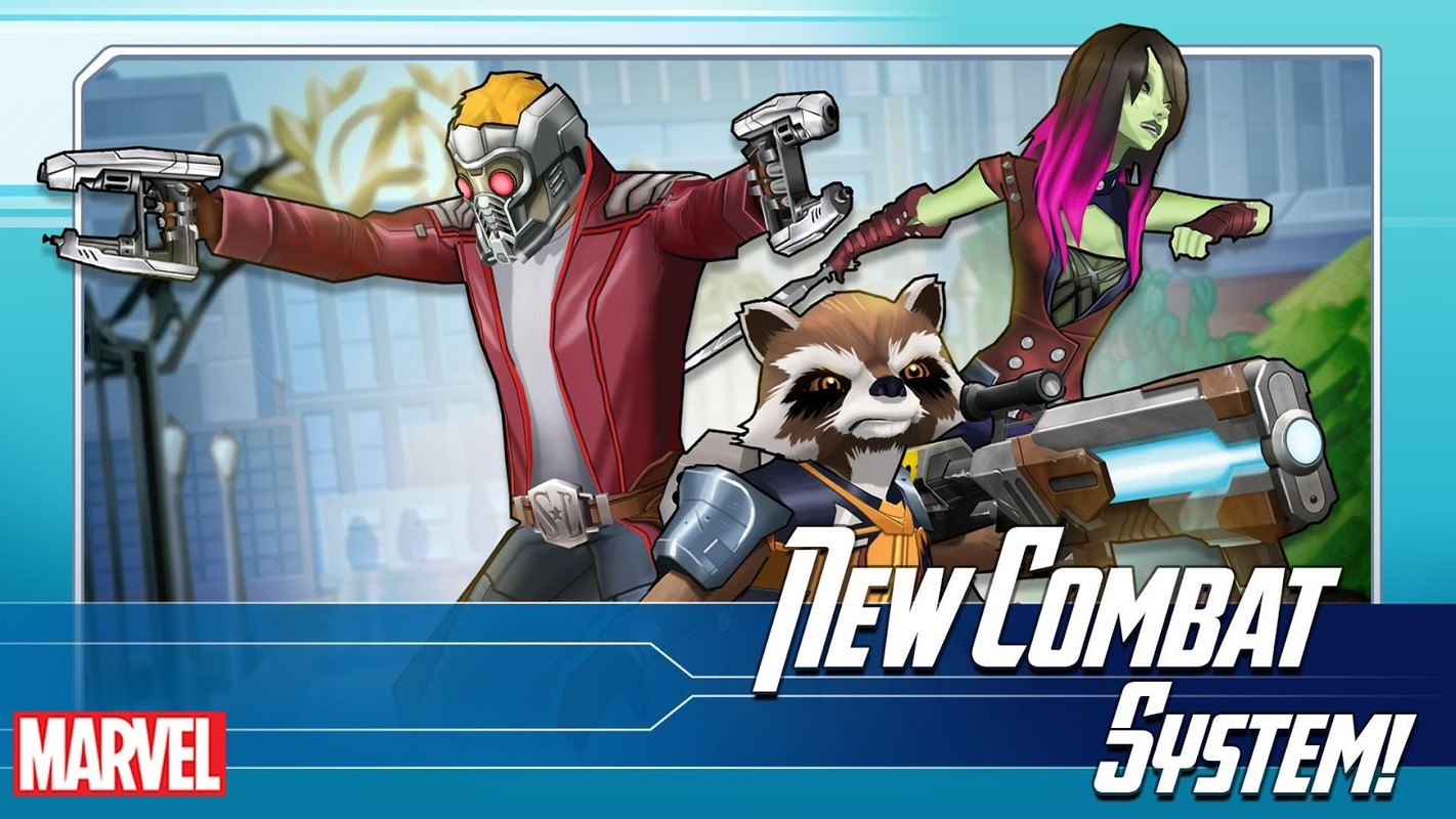 MARVEL Avengers Academy Free Android Game download - Download the