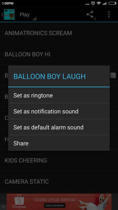 FNAF Soundboard Free Android Game download - Download the Free FNAF