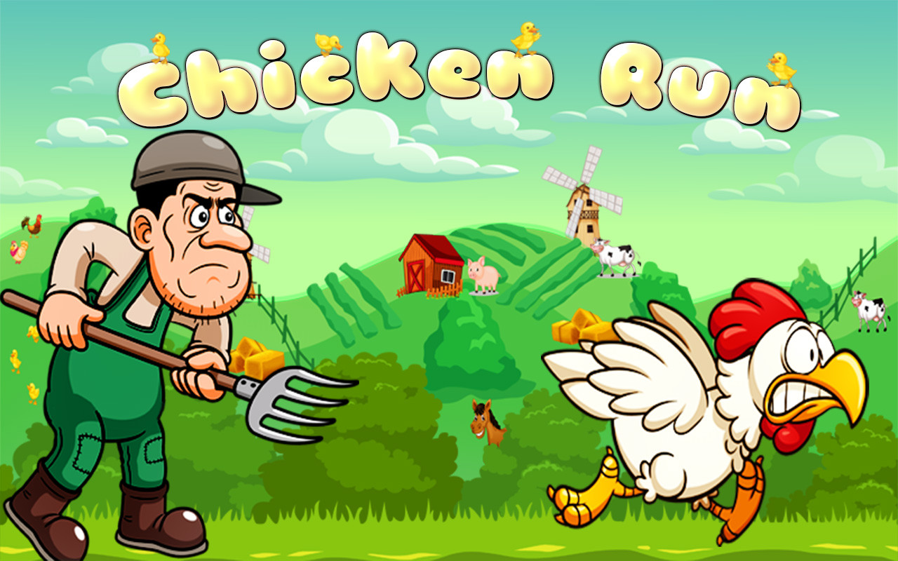 Chicken Run Free Android Game download - Download the Free ...