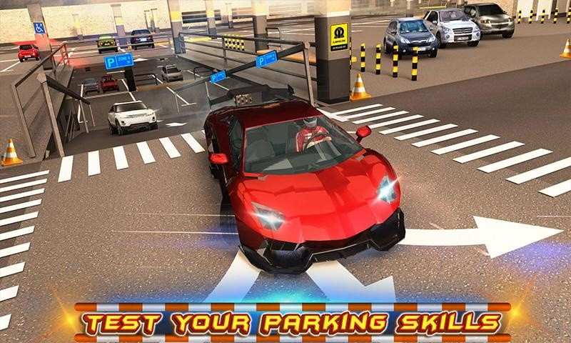 Multi-storey Car Parking 3D Free Android Game download - Download