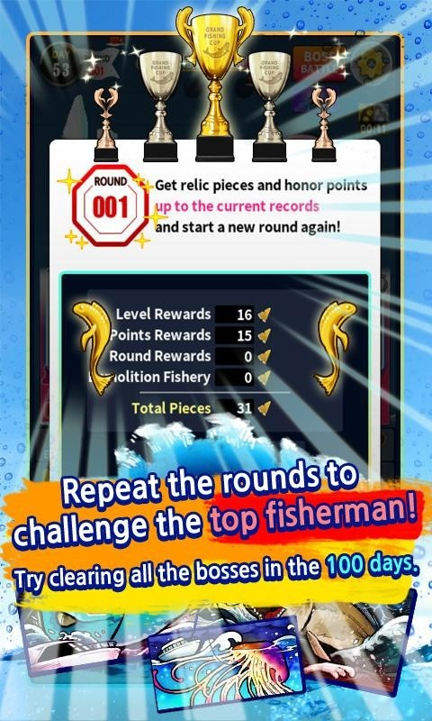 Tap fishing master free android game download download for Tap tap fish guide