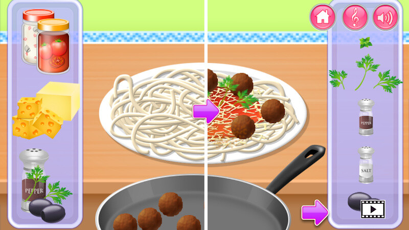 Cooking In The Kitchen Free Android Game Download Download The Free Cooking In The Kitchen App