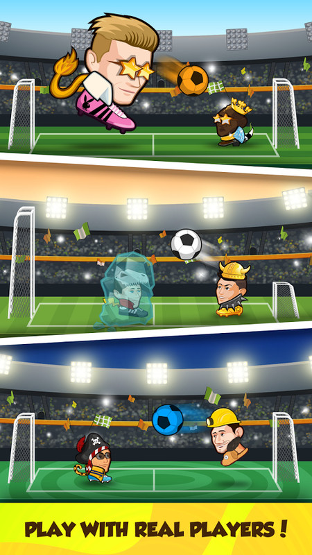 Online Head Ball Free HTC One S Game download - Download the