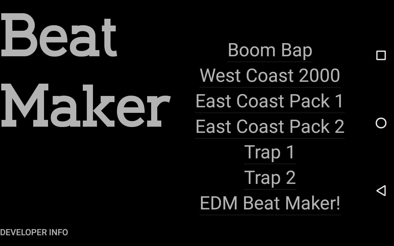 Hip Hop Beat Maker Free Samsung Galaxy mini 2 Game download