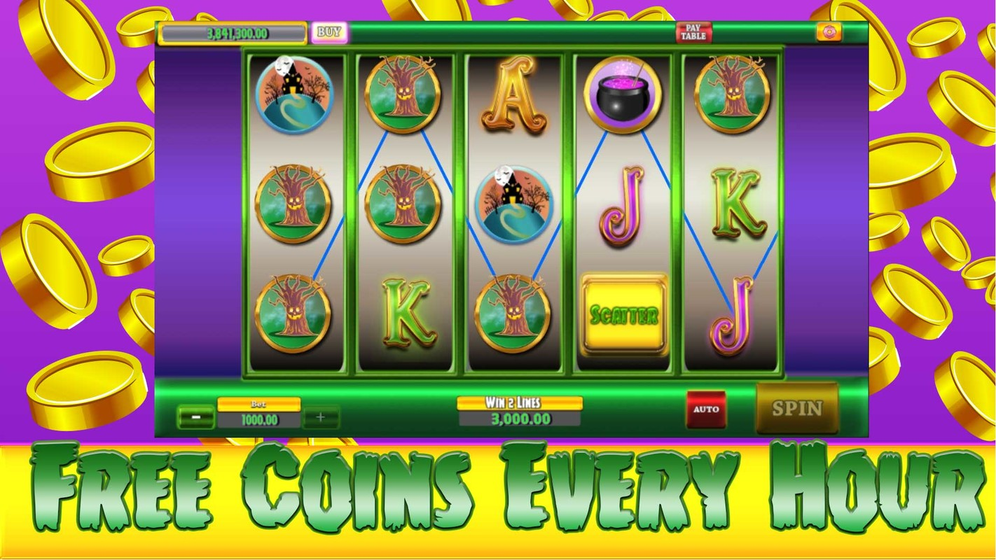 halloween slots machine free android game download - download the