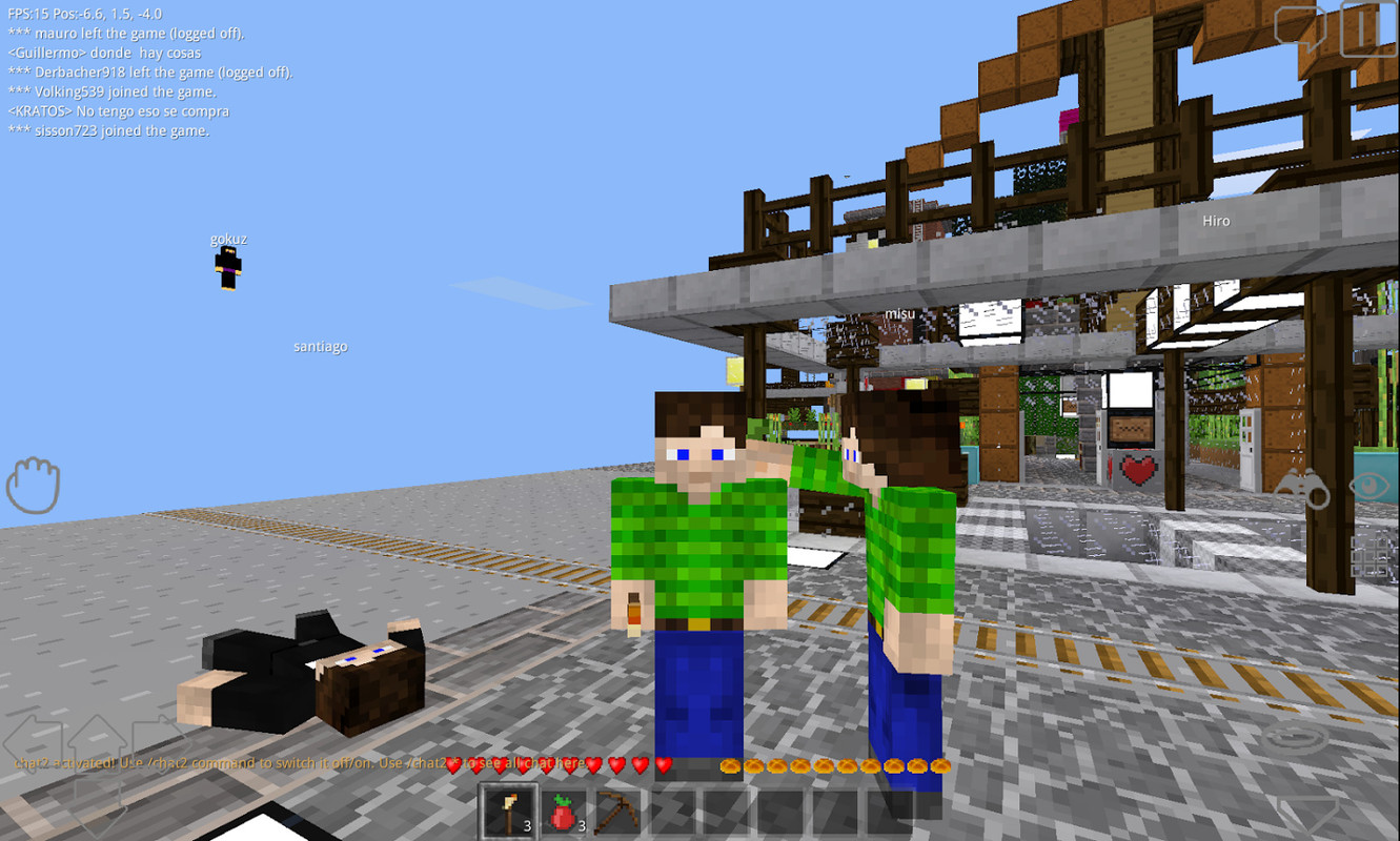 minecraft exploration lite para pc