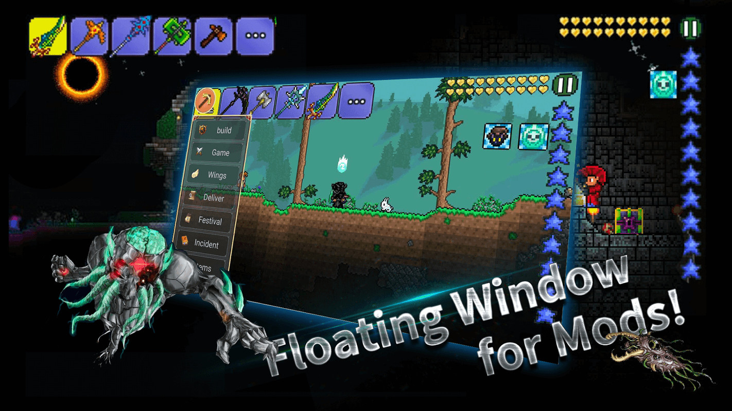 Launcher for Terraria (Mods) Free Android Game download