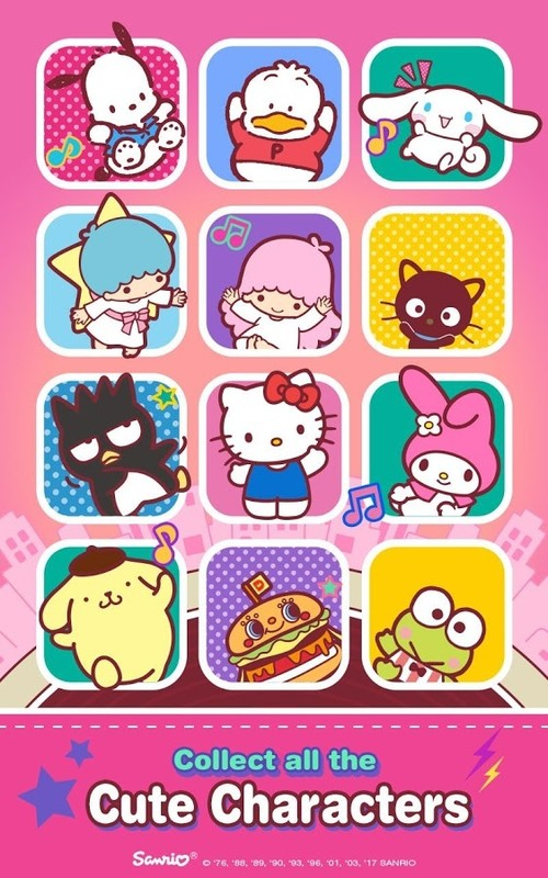 Hello Kitty Music Party Free Android Game download