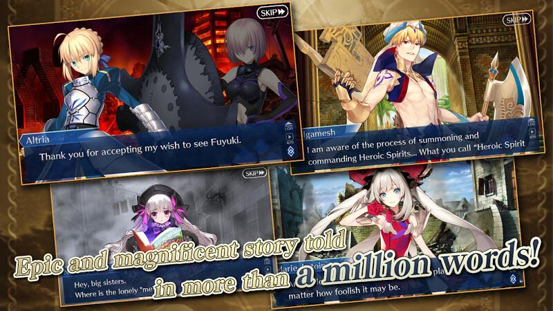 Fate/Grand Order (English) Free Samsung Galaxy Tab 2 10 1 Game
