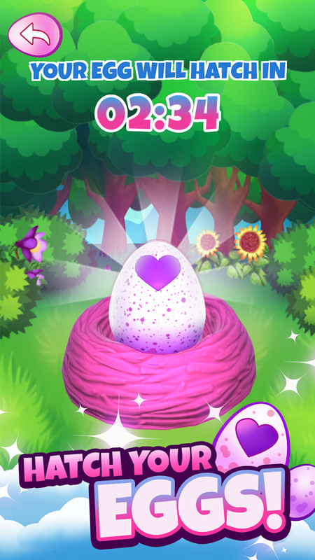 Hatchimals CollEGGtibles Free Android Game download
