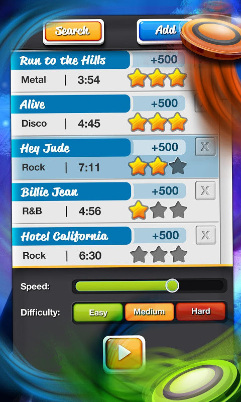 Rock Hero 2 Free Android Game download - Download the Free Rock Hero