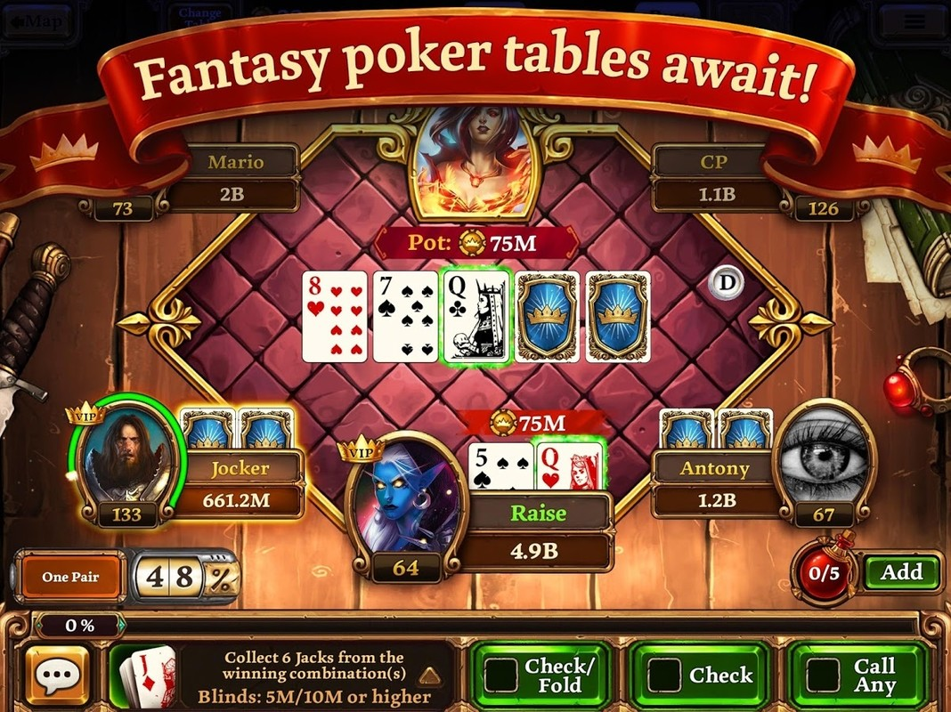 texas holdem poker for android free download
