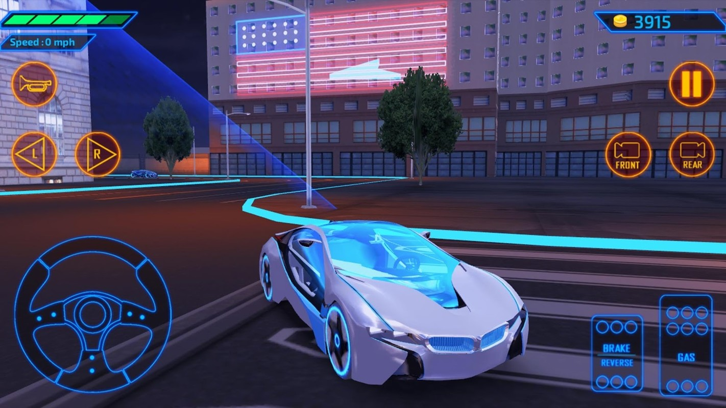 Concept Car Driving Simulator Free Android Game Download Download