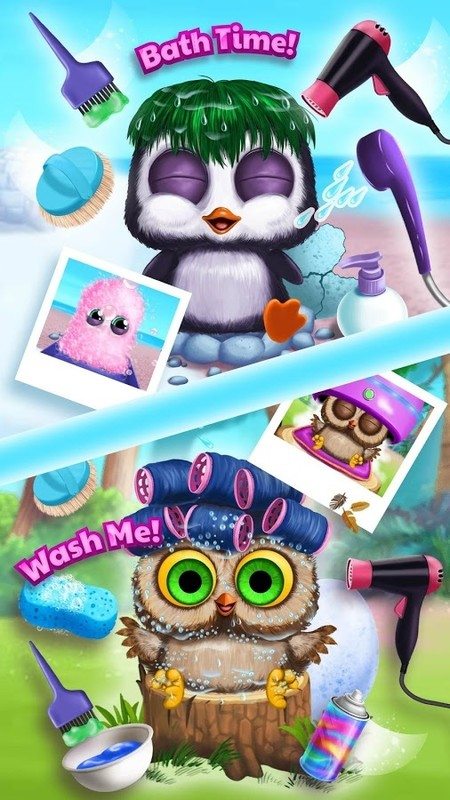 Baby Animal Hair Salon 3 Free Android Game Download Download The Free Baby Animal Hair Salon 3 Game To Your Android Phone Or Tablet