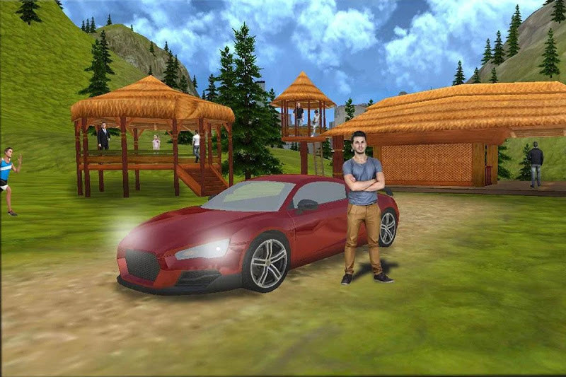 Offroad Car Drifting 3d Car Drifting Games Free Android Game