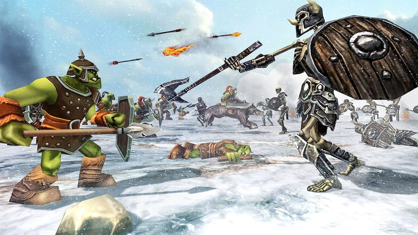 Ultimate Epic Battle Game Free Android Game download