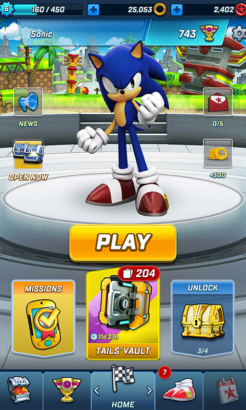 Sonic Forces Free Android Game download - Download the Free Sonic