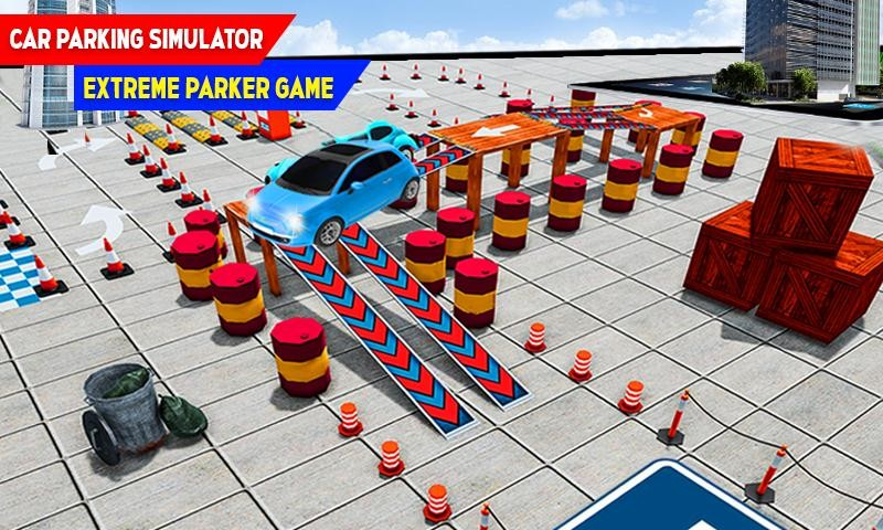 Us Smart Car Parking 3d City Car Park Adventure Free Android Game