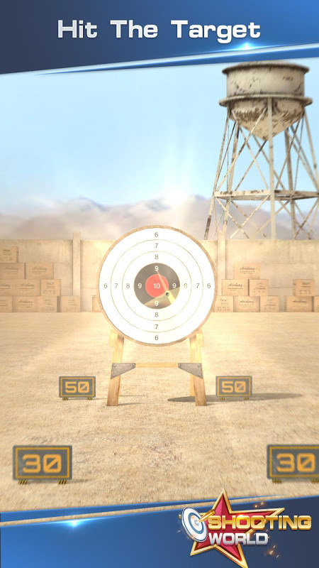 Shooting World - Gun Fire Free Android Game download - Download the