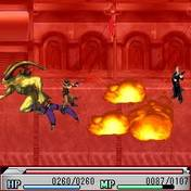 Final Fantasy VII - Before Crisis Free Nokia 3230 Game