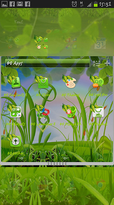 Tinkerbell Free Android Theme download - Download the Free ...