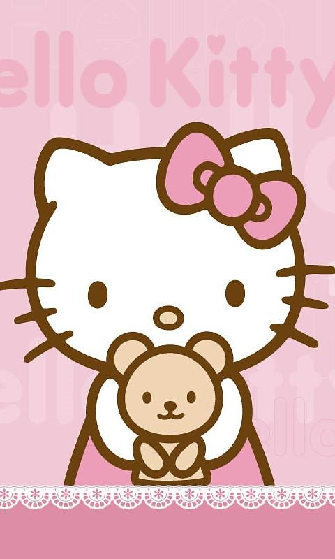 Hello Kitty Hd Free Android Theme Download Download The Free Hello