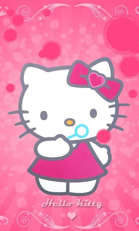 hello kitty theme Free Android Theme download - Download the