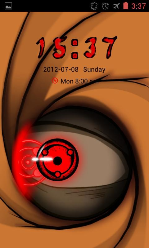 Madara Theme Go Locker Free Android Theme download