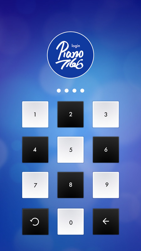 Piano Tiles 2 CM Locker Theme Free Android Theme download