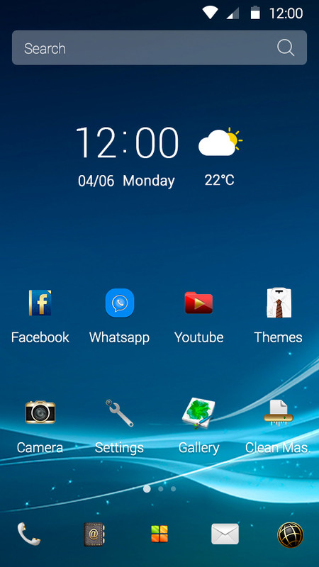 BlackBerry Theme Free Android Theme download - Download the