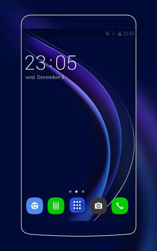 Huawei Honor 8 /P8 HD Theme Colorful Skins Free Android