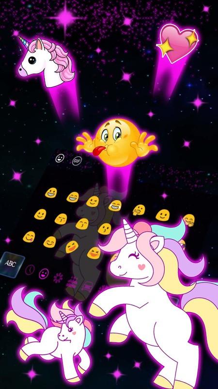 Galaxy cute unicorn keyboard theme free android theme download galaxy cute unicorn keyboard theme voltagebd Choice Image