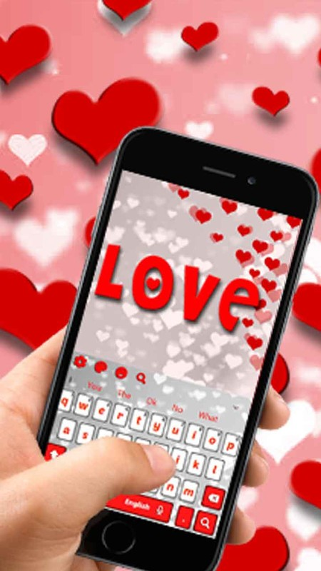 Beautiful love themes download